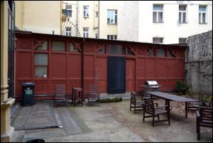 Schnirchův dům, neorenesance